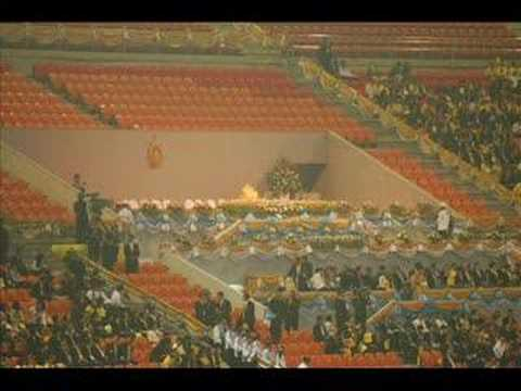 Behind The Scenes : SEA GAMES 2007 Openning Ceremony