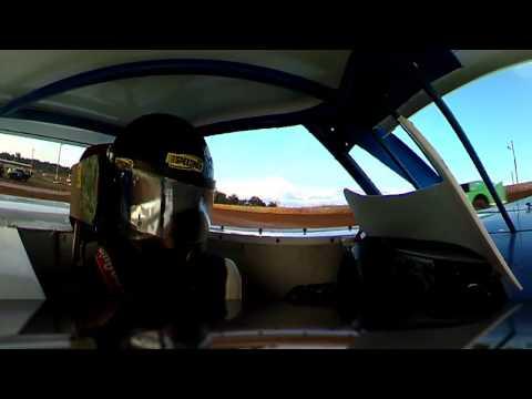 Tj Roush Motorsports 360° camera Skyline Speedway Hotlaps 6/16/17