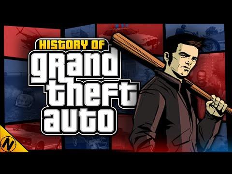 History of Grand Theft Auto (1984 - 2021) | Documentary
