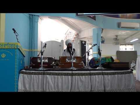 Bhai Baljeet singh ji- sikhi-dann Part 1