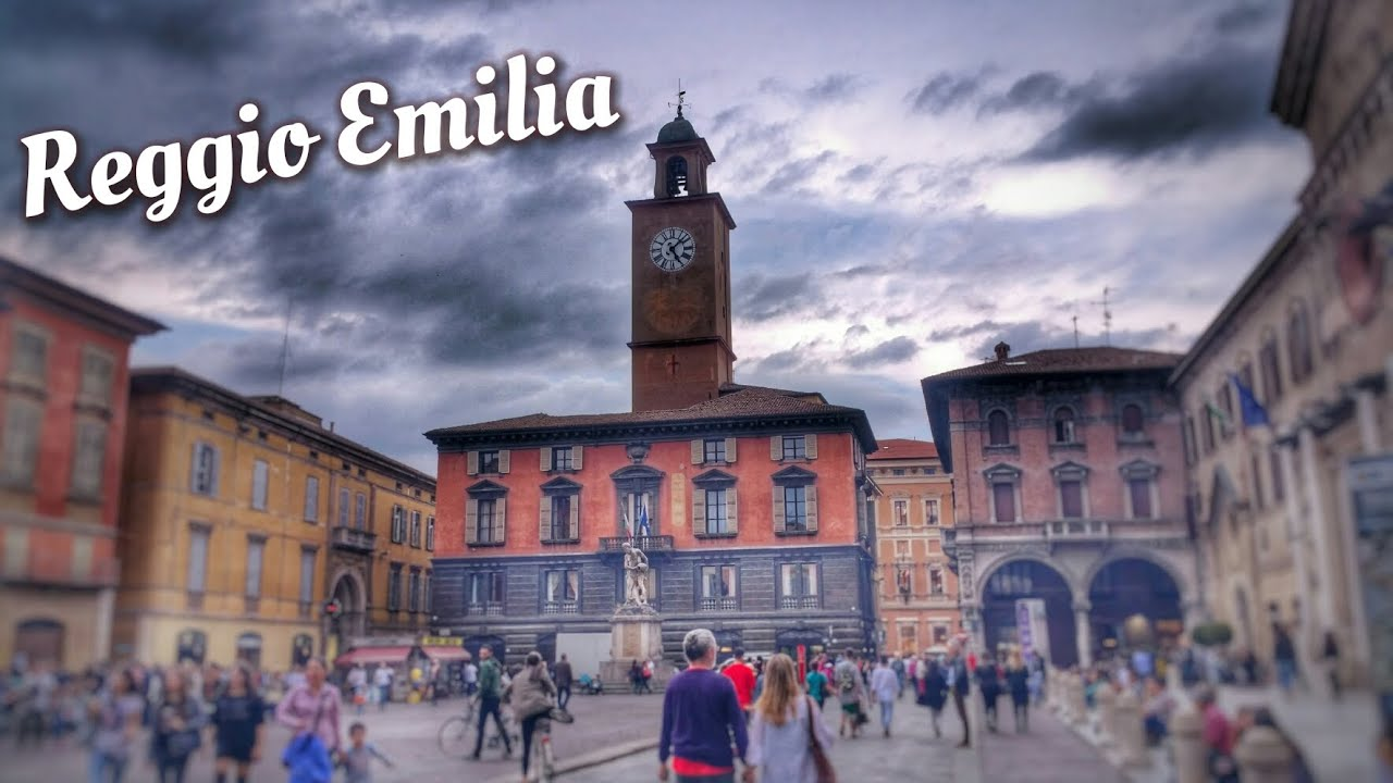 Reggio nell 39 emilia centro citt youtube for Subito it reggio emilia arredamento