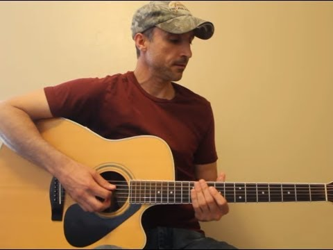 Don't Close Your Eyes - Keith Whitley - Guitar Lesson | Tutorial