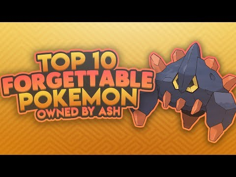 Free Download Top 10 Most Forgettable Pokemon Owned By Ash Ketchum Mp3 dan Mp4