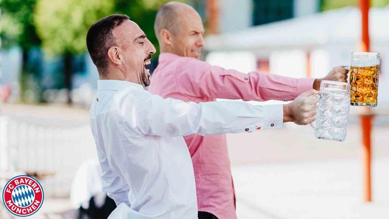 Bayern Challenge feat. Franck Ribéry & Arjen Robben | FC Bayern