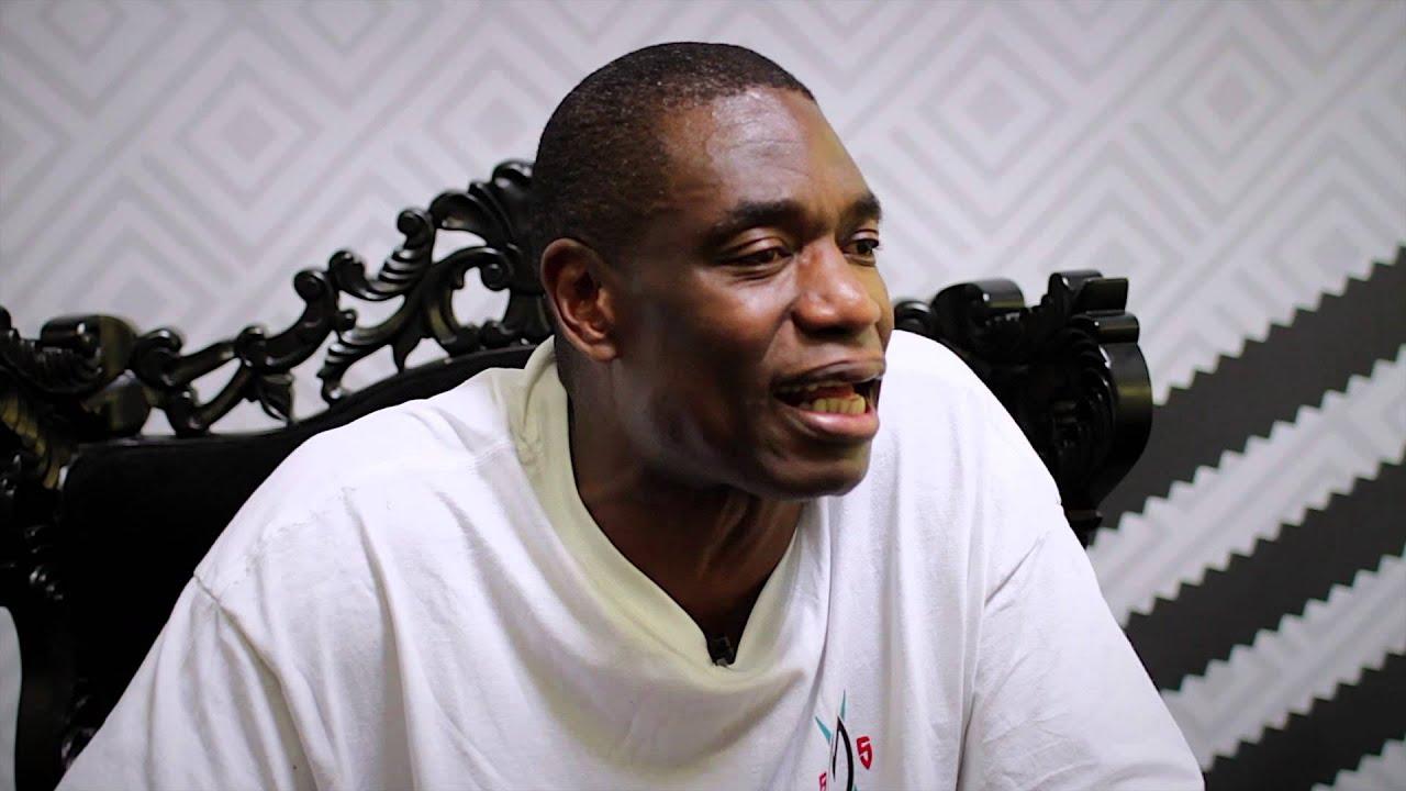 74ef2b234aea41 Dikembe Mutombo Discusses the Return of the adidas Mutombo - YouTube