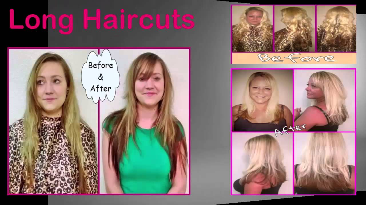makeovers before and after-hairstyles/new haircut/hair color/color