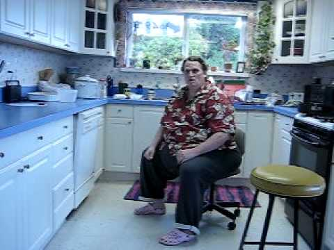 kitchen desk chair stainless steel accessories and office chairs for disabled mvi 1348 youtube