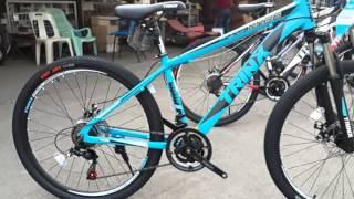 รีวิวจักรยานเสือภูเขาTrinX m136 ราคา 5100 บาท