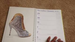 """Quick Glance of ""Shoes"" 2014 Calendar"" Thumbnail"