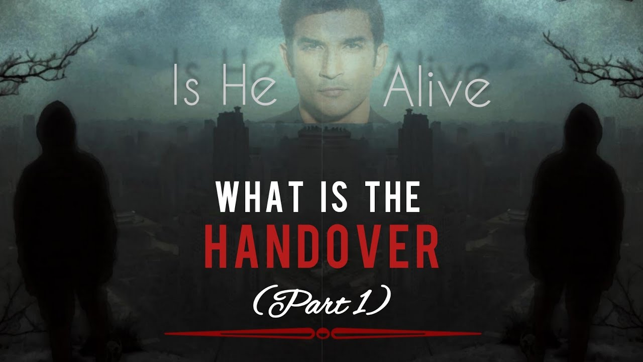 Download Series: Is He Alive?   The Official Handover   Update on SSR   Ep. 38  Part 1   Sushant Singh Rajput