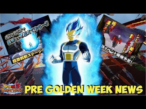 GOLDEN WEEK! SSB Evolution Vegeta, Jiren Dokkan Awaken, New Story Event & More: DBZ Dokkan Battle
