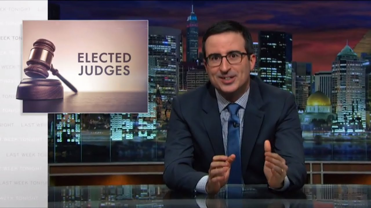 Download Elected Judges: Last Week Tonight with John Oliver (HBO)