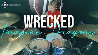 Imagine Dragons - Wrecked (Drumcover) by JF Nolet