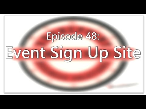 SharePoint Power Hour Episode 48: Event sign up site