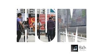 Music Flash Mob in Vancouver