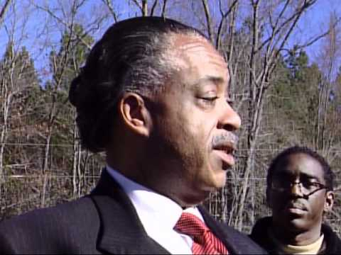 Al Sharpton and Strom Thurmond