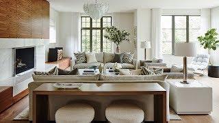 House Tour: A Comfortable & Contemporary Home