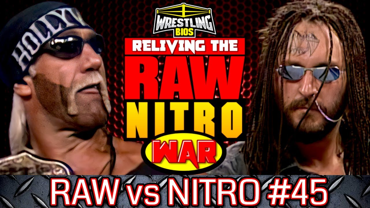 """Download Raw vs Nitro """"Reliving The War"""": Episode 45 - August 12th 1996"""