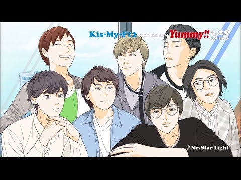 Kis-My-Ft2 / 「キスマツ荘 〜キスマイ7年目の仲直り大作戦〜」ティザーMOVIE(7thALBUM「Yummy!!」収録)