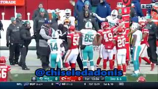 NFL Week 16 Game Highlight Commentary