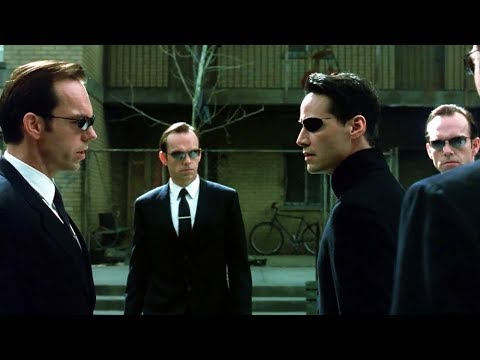 Download Neo vs Smith Clones [Part 1] | The Matrix Reloaded [Open Matte]