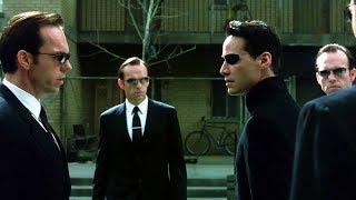 Neo vs Smith Clones [Part 1] | The Matrix Reloaded [Open Matte]