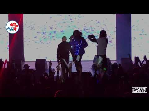 ADMIRAL T FEAT JPERRY  BIC BLABLA LIVE TARA'S LE CONCERT HAITI