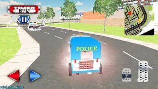 Offroad Tuk Tuk Driving 3D / Tuk Tuk Police Car Games / Best Android Games