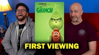 The Grinch (2018) - First Viewing
