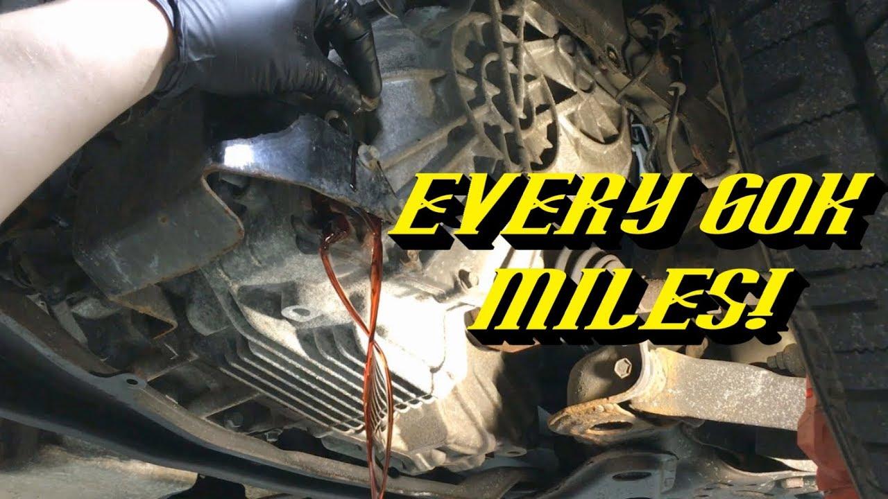 2005 2017 Ford Escape Hybrid Ecvt Transmision Fluid Drain And Fill Procedure