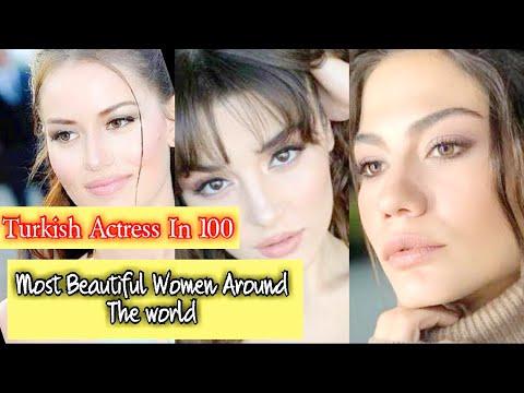 Top Turkish Actress In 100 Most Beautiful Women list Of 2020 | Top Turkish Actress |