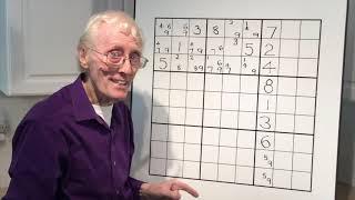 Tutorial #73 The Great Sudoku Scavenger Hunt.