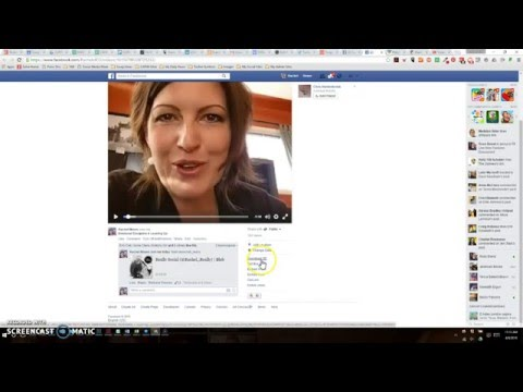 How to Save Your Facebook Live Video (old version! See description for new link!)