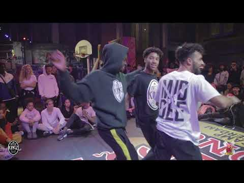 FINALHipHop Kingz X Red bull BC ONE | Majid & Franky Dee vs Luciano & Jeems  | 2 vs 2 Hiphop