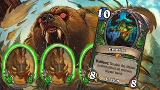 Emeriss COMBO! (Control Hunter)