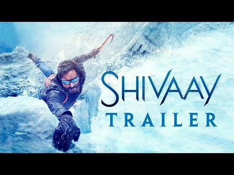 Shivaay | Official Trailer | Ajay Devgn thumbnail