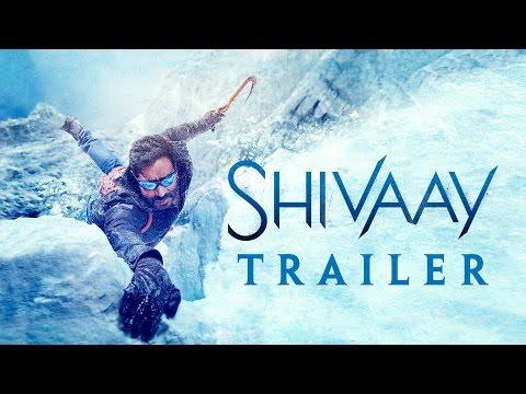 Shivaay trailers