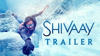 Shivaay  Official Trailer  Ajay Devgn