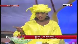 Mode Islamique (Divorce et maraboutage...) - Petit Déj du 13 déc. 2019