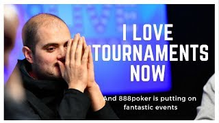 WSOP Main Event Final Tableist Antoine Labat Loves 888poker