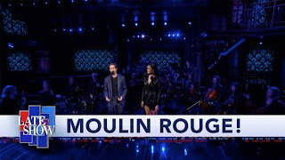'Moulin Rouge! The Musical.' Cast Perform 'Your Song'