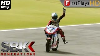 SBK Generations - PC Gameplay 1080p