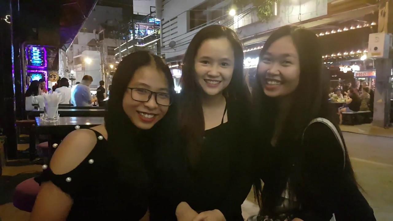Секс вьетнамок с туристами во вьетнаме
