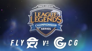 Video FLY vs. CG - Week 7 Day 2   NA LCS Spring Split   FlyQuest vs. Clutch Gaming (2018) download MP3, 3GP, MP4, WEBM, AVI, FLV Agustus 2018