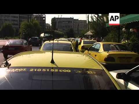 greek-taxi-drivers-on-strike,-italian-analyst-on-bond-sale,-markets