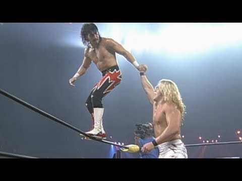 Chris Jericho vs. Eddie Guerrero – WCW Cruiserweight Championship: WCW Clash of the Champions XXXV