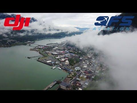 DJI MAVIC PRO - Juneau, Alaska by drone