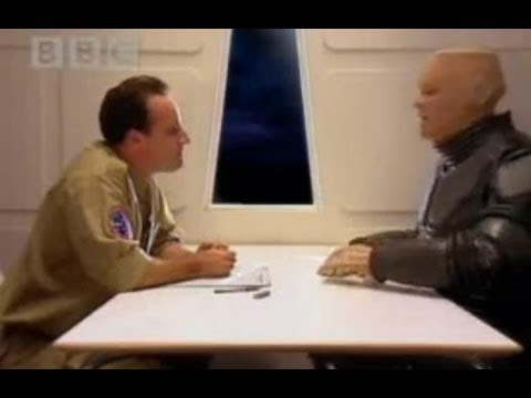 Psychiatric Counsellor - Red Dwarf - BBC