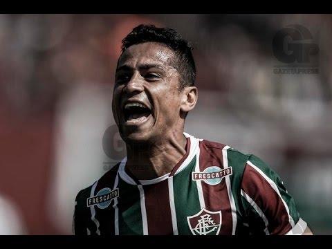 Gols, Fluminense 3 x 0 Ponte Preta - Brasileirão Série A 31/07/2016