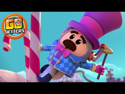 Chocolate Hills, Philippines - Go Jetters Series 2 - Go Jetters